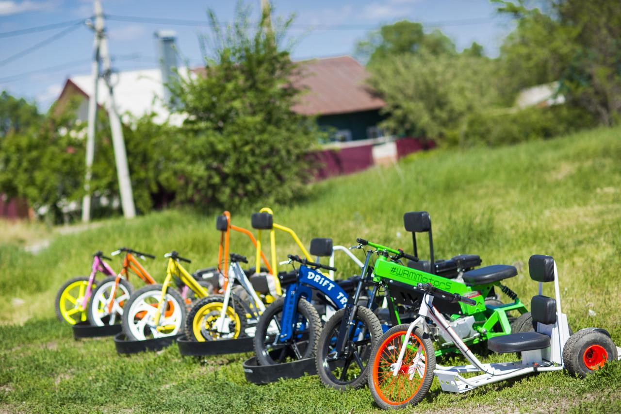 Drift Trikes WRM
