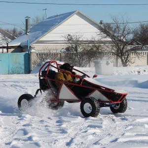 Что такое Кросс Карт (Go Kart)