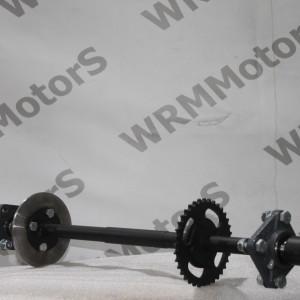Ось в сборе (с тормозным диском) для Дрифт Трайка WRM 17-19