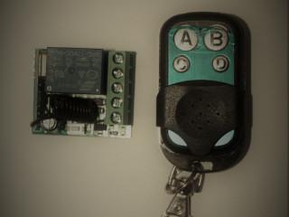 Система дистанционного управления WRM